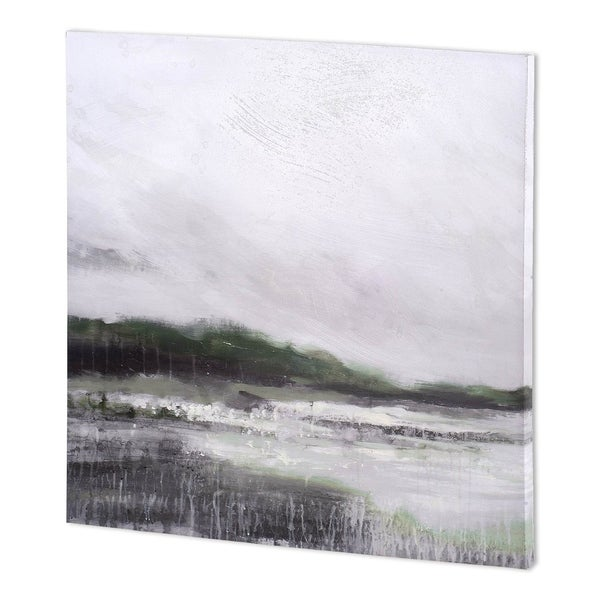 Mercana Edge of Bay ALT V3 (44 x 44 ) Made to Order Canvas Art