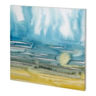 Mercana Rising Vapors II (44 x 44) Made to Order Canvas Art