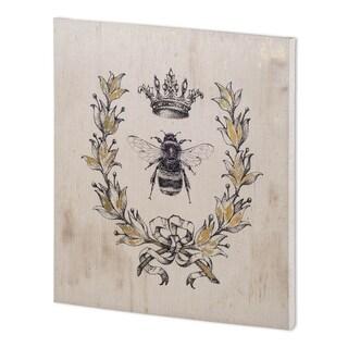 Mercana Coronation I (44 x 44 ) Made to Order Canvas Art