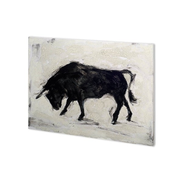 Mercana Toro I (38 x 29) Made to Order Canvas Art