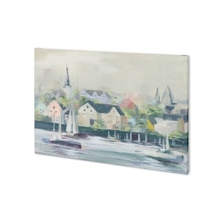 Mercana Home Port II (41 x 30) Made to Order Canvas Art