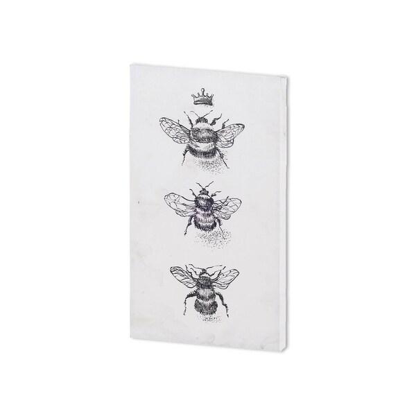 Mercana Bee II (23 x 40 ) Made to Order Canvas Art