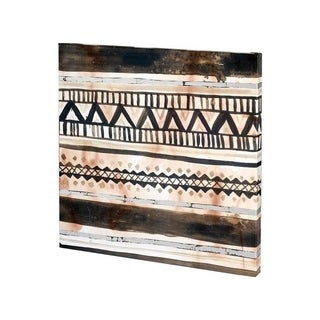 Mercana Tribal Echo I (30 x 30) Made to Order Canvas Art
