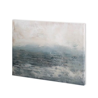 Mercana Pale Blue I (47 x 30) Made to Order Canvas Art