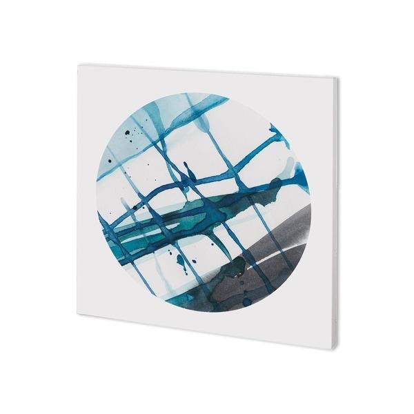 Mercana Geo Logic II (30 x 30) Made to Order Canvas Art