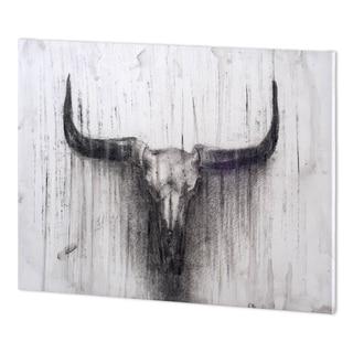 Mercana Skull II (54 x 40 ) Made to Order Canvas Art