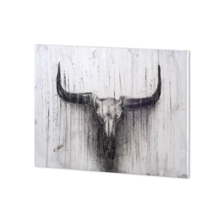 Mercana Skull II (40 x 30 ) Made to Order Canvas Art
