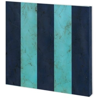 Mercana Seaside Signals IV (41 x 41) Made to Order Canvas Art