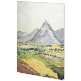 Mercana Open Spaces 8 (44 x 58) Made to Order Canvas Art