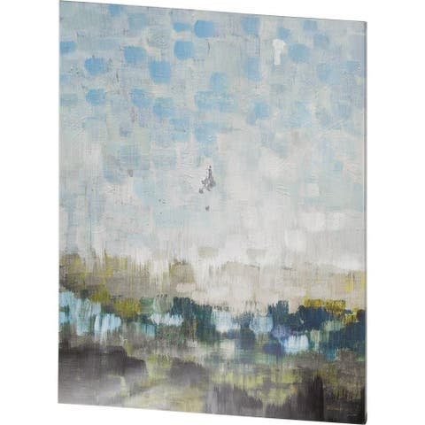 Mercana Fields Afar (44 X 57) Made to Order Canvas Art - Multi