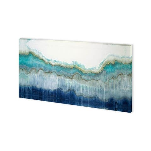 Mercana Surfs Up (48 x 24) Made to Order Canvas Art