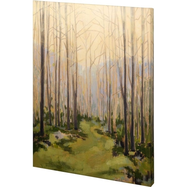 Mercana Delicate Forest I (30 x 40) Made to Order Canvas Art