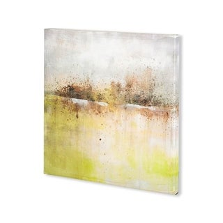 Mercana Granulated Peridot (30 x 30) Made to Order Canvas Art