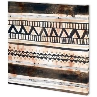 Mercana Tribal Echo I (41 x 41) Made to Order Canvas Art
