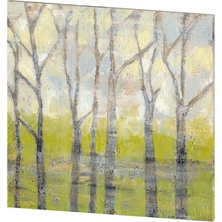 Mercana Whispering Treeline I (44 X 44) Made to Order Canvas Art