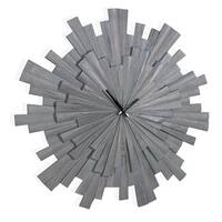 Layton Wooden Wall Clock
