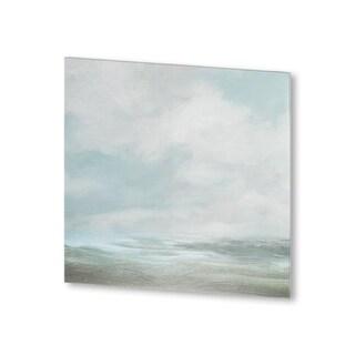 Mercana Cloud Mist II (30 X 30) Made to Order Canvas Art