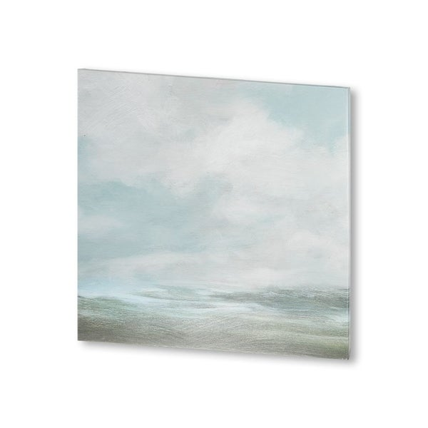 Mercana Cloud Mist II (30 X 30) Made to Order Canvas Art