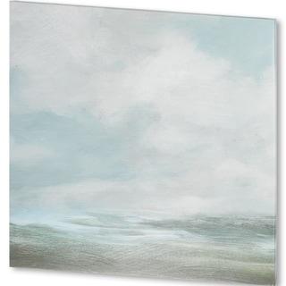 Mercana Cloud Mist II (44 X 44) Made to Order Canvas Art