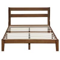 Shop Priage By Zinus 12 Inch Acacia Wood Platform Bed