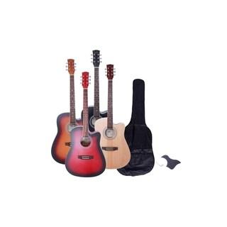Glarry GT501/GT502 40''/41'' inch Folk Guitar--Bag & Board & Wrench Tool