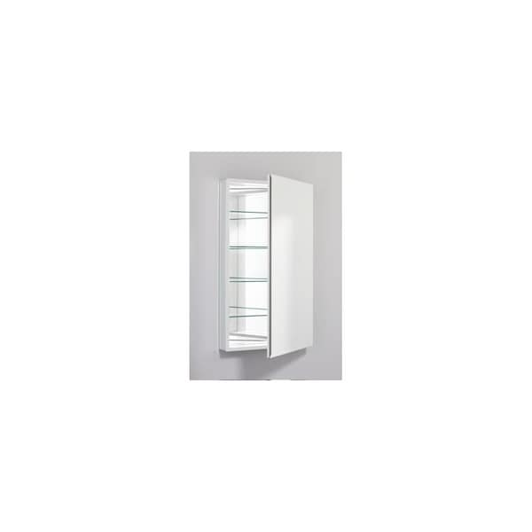 Shop Robern Pl Series 1 Door Beveled Medicine Cabinet