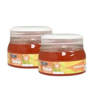 TECH Gel Odor Eliminator - Citrus Ice - 2 pk