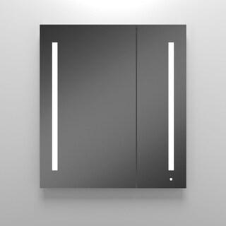 Robern Aio 2 Door Medicine Cabinet AC3640D4P2L with Light Fixture