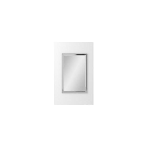 Shop Robern Bryn Mawr 1 Door Framed Medicine Cabinet