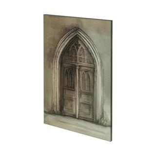 Mercana Door II (40 x 60) Made to Order Canvas Art