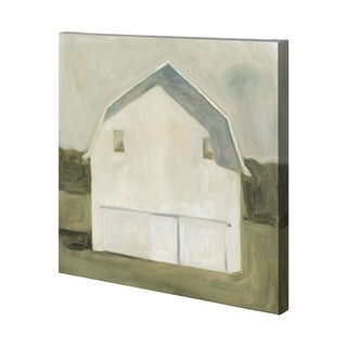 Mercana Serene Barn VI (41 x 41) Made to Order Canvas Art