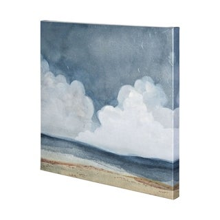 Mercana Cloud Landscape II (30 x 30) Made to Order Canvas Art