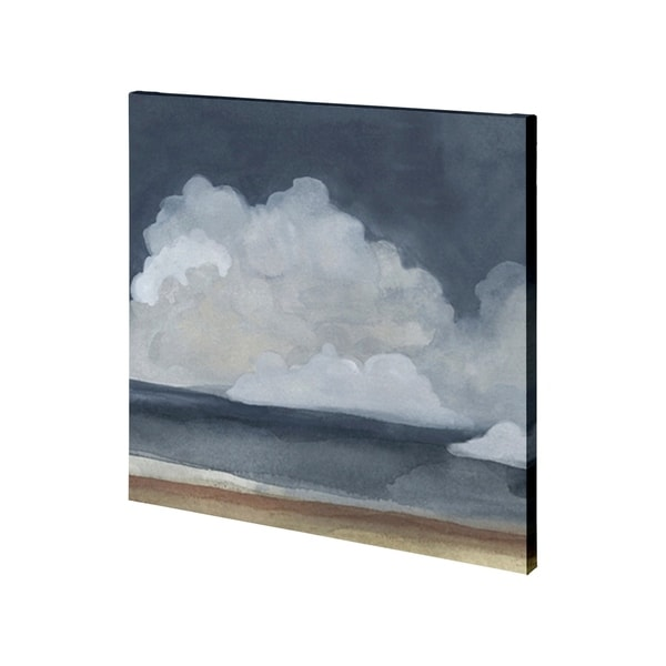 Mercana Cloud Landscape III (30 x 30) Made to Order Canvas Art