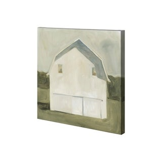 Mercana Serene Barn VI (30 x 30) Made to Order Canvas Art