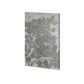 Mercana Blooming Peony I (28 x 42) Made to Order Canvas Art