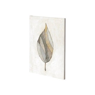 Mercana Leafy Patterns 3 (27 x 38) Made to Order Canvas Art