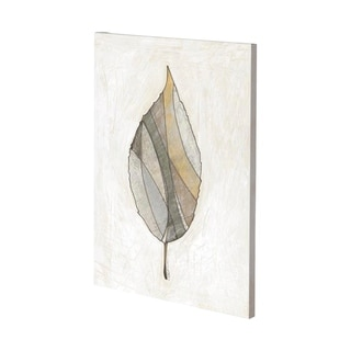 Mercana Leafy Patterns 3 (35 x 49) Made to Order Canvas Art
