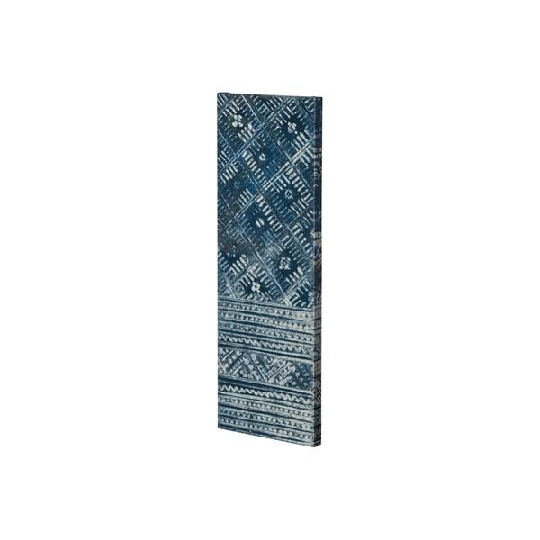 Mercana Indochina Batik II (15 x 44) Made to Order Canvas Art