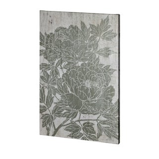 Mercana Blooming Peony I (34 x 51) Made to Order Canvas Art