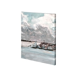 Mercana Minato II (27 x 36) Made to Order Canvas Art