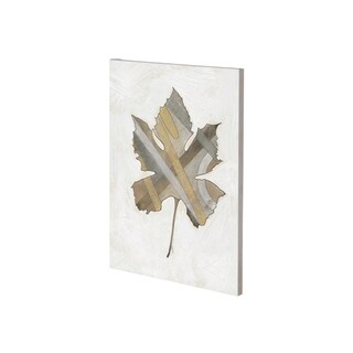 Mercana Leafy Patterns 4 (27 x 38) Made to Order Canvas Art