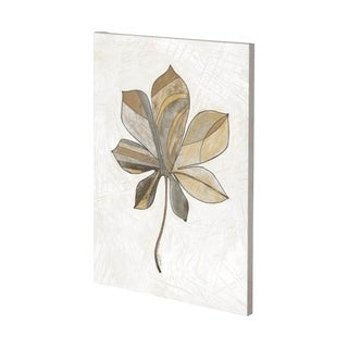 Mercana Leafy Patterns 2 (35 x 49) Made to Order Canvas Art