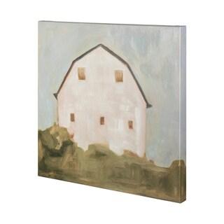 Mercana Serene Barn III (41 x 41) Made to Order Canvas Art