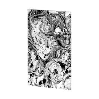 Mercana Obsidian I (36 x 54) Made to Order Canvas Art