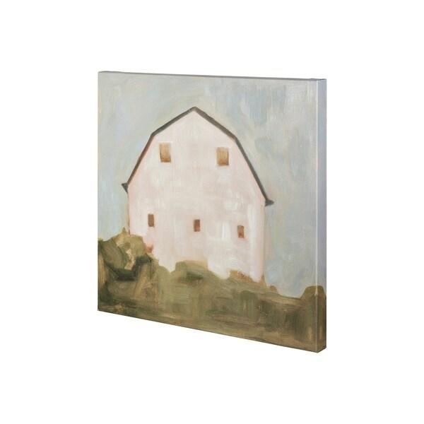 Mercana Serene Barn III (30 x 30) Made to Order Canvas Art