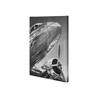 Mercana Aviation Icon I (30 x 38) Made to Order Canvas Art