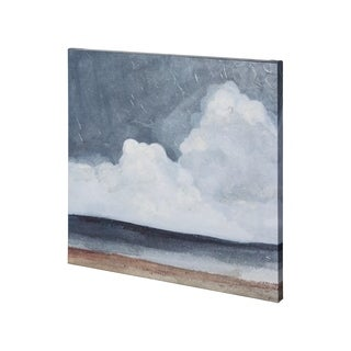 Mercana Cloud Landscape I (30 x 30) Made to Order Canvas Art