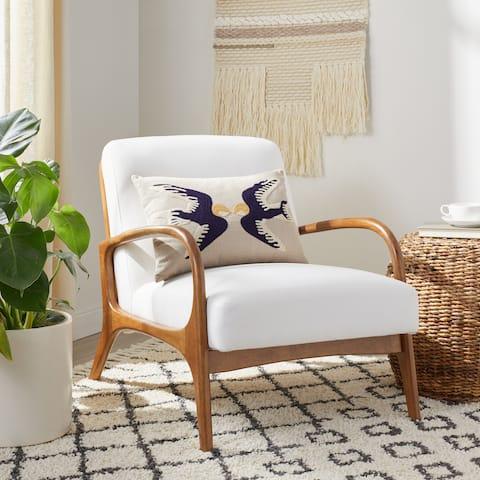 Carson Carrington Robey Beige Arm Chair