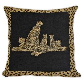Sherry Kline Cheetah Dynasty 26-inch Decorative Pillow