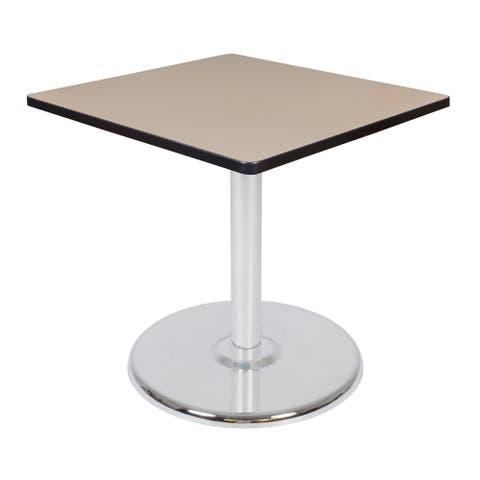 Via Square Platter Base Table